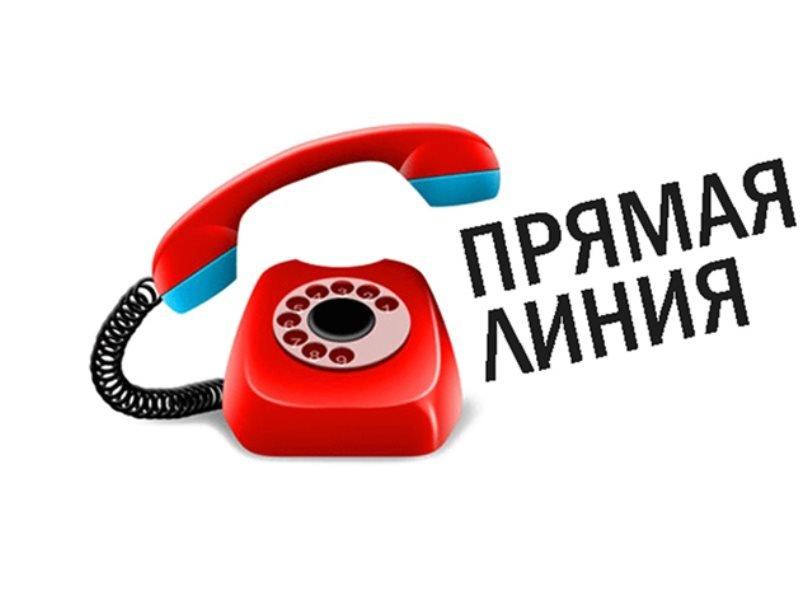 Прямая линия с начальником отдела МВД России по Петровскому району